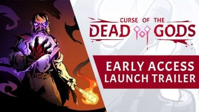 Photo of Curse of the Dead Gods Early Access Launch Trailer