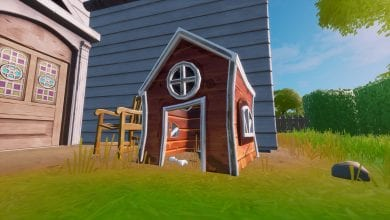 Photo of Fortnite: Where to Destroy Dog Houses