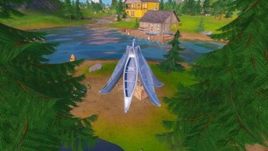 Photo of Fortnite: Dance at Lake Canoe, Camp Cod and Rainbow Rentals