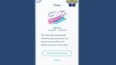 Photo of Pokemon Go Investigating Illusions Special Research Ticket