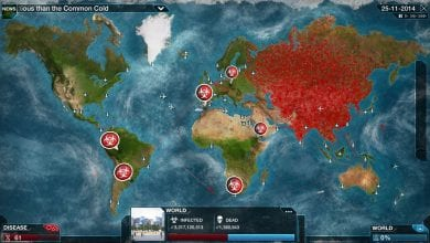 "Photo of Plague INC. With a New Game Mode to ""Save The World From Pandemic"""