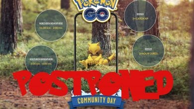 Photo of Pokemon Go Abra Community Day Postponed, Here is a 'Compensation Event'
