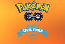 Photo of Pokemon Go Celebrating April Fools' Day