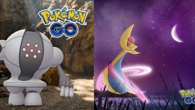 Photo of Pokemon Go Registeel and Cresselia are Arriving in Raids