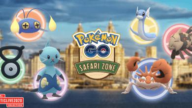 Photo of Pokemon Go Safari Zone Liverpool Event Times Changed