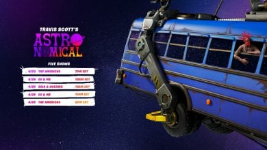 Photo of Fortnite Travis Scott's Astronomical Event Will Bring Free Cosmetics