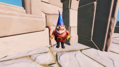 Photo of Fortnite: Destroy Gnomes at Camp Cod or Fort Crumpet