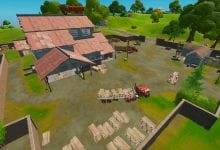 Photo of Fortnite: Where to collect 75 of each material in 60 seconds after landing