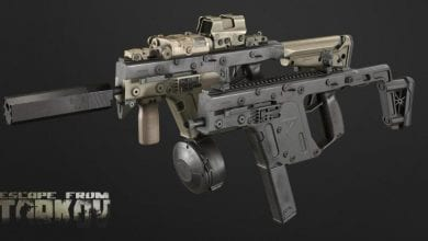 Photo of Escape From Tarkov Teases Kriss Vector and Modifications