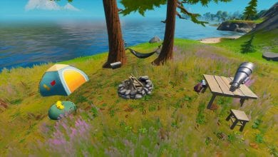 Photo of Fortnite: Visit Skye's Coastal Campsites