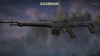 "Photo of Valorant's Guardian: A Powerful ""Walkie-Shootie"" Weapon"