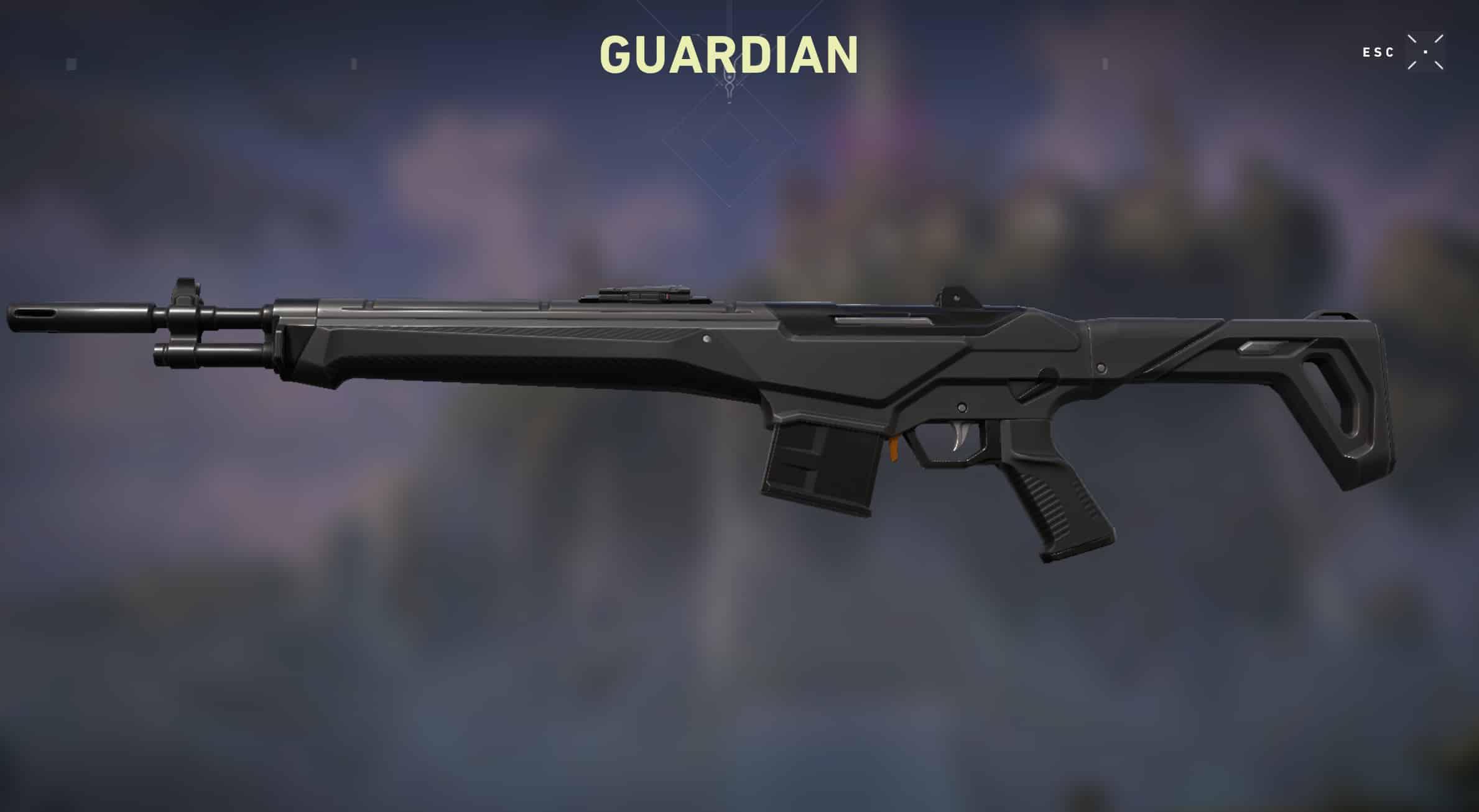 Valorant Guardian patch 1.03