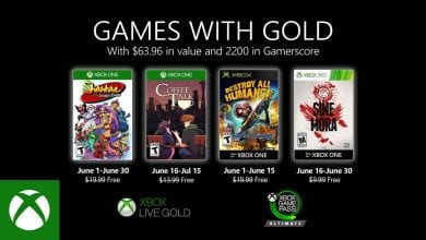 Photo of Xbox Games With Gold Lineup for June 2020