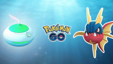 Photo of Pokemon Go Incense Day on May 17 featuring Water and Dark Type Pokemon