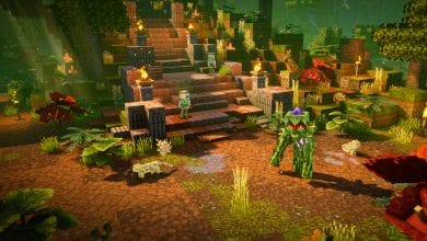 Photo of Minecraft Dungeons 1.03 is now available, Jungle Awakens indeed – Patch Notes Included
