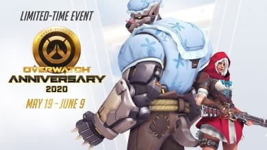Photo of Overwatch Anniversary 2020 Seasonal Event Goes Live