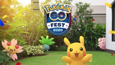 Photo of Pokemon Go Fest July 2020