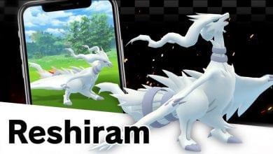 Photo of Pokemon GO: Legendary Reshiram, Zekrom and Kyurem Coming To Five-Star Raids