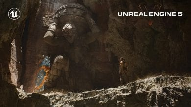 Photo of Unreal Engine 5 With New Nanite and Lumen Technology