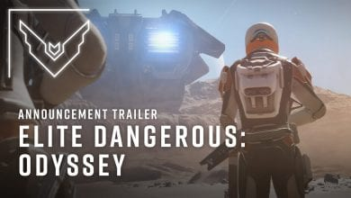 Photo of Elite Dangerous: Odyssey Announcement Trailer Teases Weapons and Spaceships