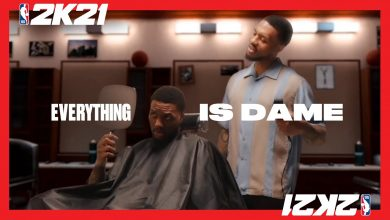 Photo of NBA 2K21: Everything is Dame – Damian Lillard Cover Athlete