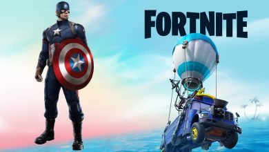 Photo of Fortnite Data Miners Hint Of New Captain America Skin Arriving on July 4