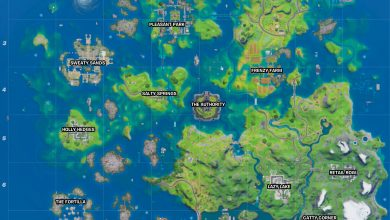 Photo of Fortnite Chapter 2: Season 2 vs Season 3 Map Comparison