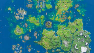 Photo of Fortnite Chapter 2 Season 3 Map Leaked