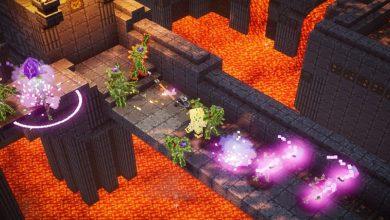 Photo of Minecraft Dungeons Jungle Awakens DLC Arrives on July 1st
