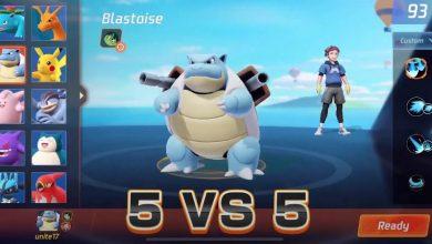 Photo of Pokemon Presents Team-Based Pokemon Unite 5vs5