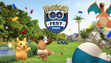 "Photo of Pokemon Go Fest 2020 featuring a ""Regional Surprise"""