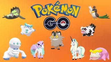 Photo of Pokemon Go All Galarian Forms Coming this Week