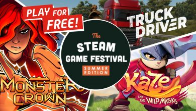 Photo of SOEDESCO Offers Three Free Demos – Steam Summer Game Festival