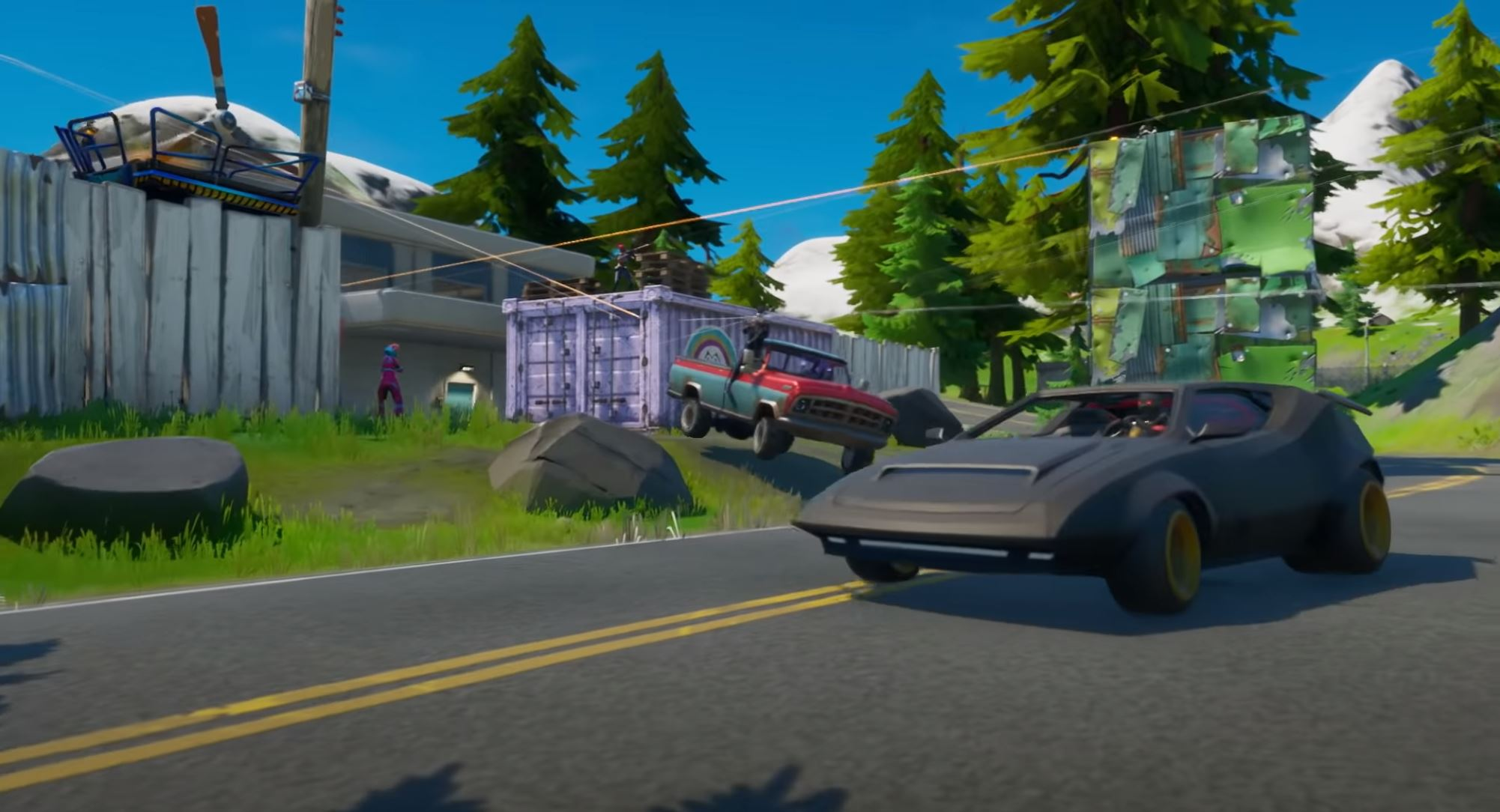 Fortnite Received New Map Changes Overnight