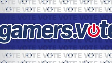 Photo of Gamers.Vote to Encourage Gamers to Register and Vote