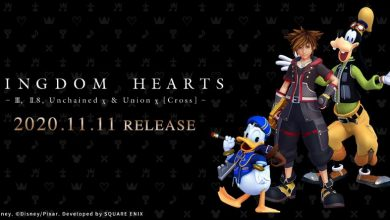 Photo of Kingdom Hearts 3 OST Releases this November