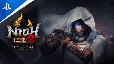 Photo of Nioh 2: The Tengu's Disciple DLC Trailer