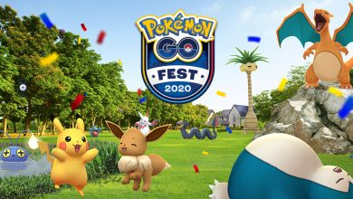 Photo of Pokemon Go Fest 2020 Day 1 Schedule, Dragon, Enigma and Unova Week, Shiny Pokemon and More