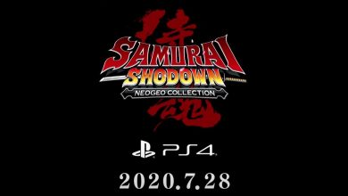 Photo of Samurai Shodown NeoGeo Collection PS4