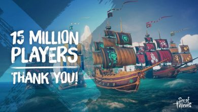 Photo of Sea of Thieves Passes 15 Million Players Since Launch