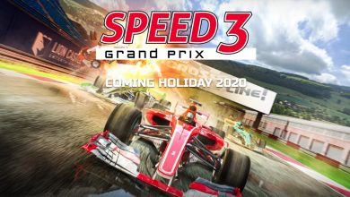 Photo of Speed 3: Grand Prix Coming to Switch this Holiday