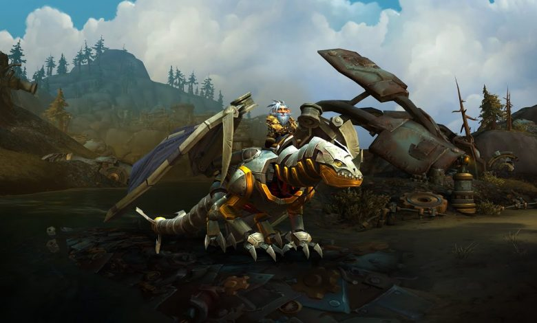 """Photo of World of Warcraft adds new """"Steamscale Incinerator"""" mount behind 6-month subscription paywall"""