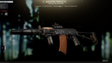 Photo of Escape From Tarkov Early to Mid-Game Budget Weapon Builds