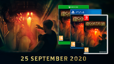 Photo of Survival horror game Monstrum coming to store shelves on October 23