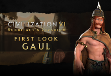 Photo of First look at Gaul in Civilization 6 – Trailer