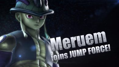 Photo of Get a look at Meruem in Jump Force's latest trailer