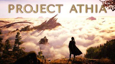 Photo of Project Athia World Building Engine Showcased