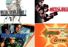 Photo of Metal Gear, Metal Gear Solid, Metal Gear Solid 2 Substance, Konami Collector's Series: Castlevania and Contra Now Available on PC via GOG