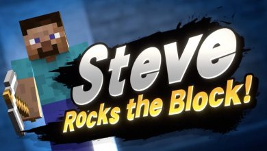 Photo of Minecraft's Steve Will Be The Next Challenger In Smash