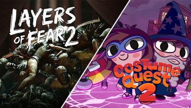 Photo of Costume Quest 2 and Layers Of Fear 2 Are Free On The Epic Games Store